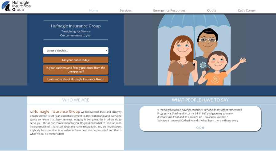 Hufnagleinsurancegroup.net